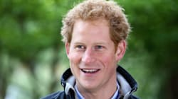 Prince Harry's Charity Garden Gets The Highest