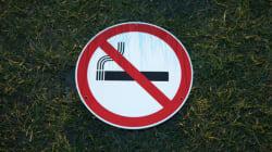Divieto sigarette e barbecue nei parchi