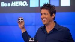 L'énorme chèque du patron de GoPro pour son