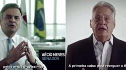 Na TV, PSDB engrossa panelaço e acusa PT e Dilma de