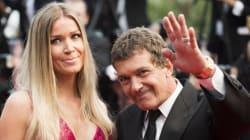 Antonio Banderas s'affiche avec sa nouvelle compagne à