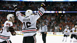 Les Blackhawks battent les Ducks 3-2... en 3e période de prolongation