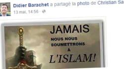 Le président de l'UMP doit sanctionner avec la plus grande fermeté les comportements antimusulmans des membres de son propre