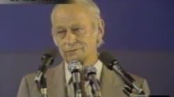 Le discours historique de René Lévesque: 35 ans déjà