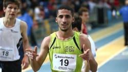 Yassine, la promessa dell'atletica che sogna di correre per