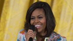 Michelle Obama Trolls Barack With Her Badass