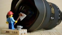 Ces petites scènes en Lego vont vous faire