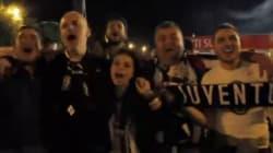 Lazio-Juventus, finale Coppa Italia: la gioia dei tifosi