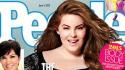 Tess Holliday Lands Her First Magazine