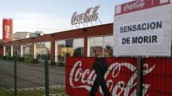 Los sindicatos rechazan la reapertura de Coca-Cola si no es con las mismas