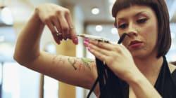 Dermatite, asthme et fausse couche: les coiffeurs à