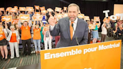 NDP Surge Is Real, Poll