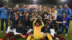Les Bleuets champions d'Europe des moins de 17 ans (malgré le but de Luca Zidane contre son