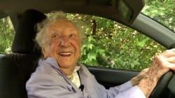 Claire Sigouin, une centenaire branchée et active