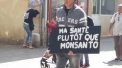 Manifestations en France et dans le monde contre Monsanto et les