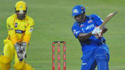 Chennai Super Kings To Play Mumbai Indians In IPL 2015 Final In