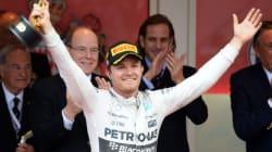 Rosberg remporte le Grand Prix de Monaco