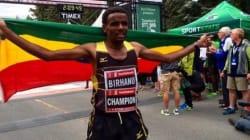 Marathon d'Ottawa: c'est