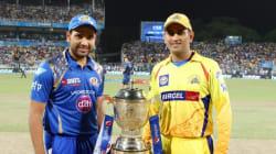 PHOTOS: Glorious Moments From The IPL 2015 Final Between Mumbai Indians And Chennai Super
