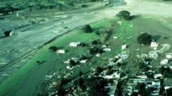 25mila morti e una città distrutta per l'eruzione di un