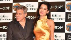 Amal Clooney Is As Gorgeous As An Oscar