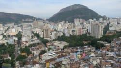 O status de cartão-postal não reflete a realidade diária do Rio de