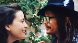 Liv Tyler pousse la chansonnette avec son rockeur de