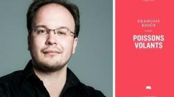 François Rioux remporte le tout premier prix de poésie des libraires du