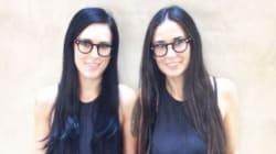 Demi Moore et sa fille Rumer Willis se ressemblent à s'y