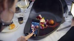 Des assiettes conçues spécialement pour prendre son repas en