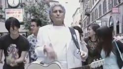 Toto Cutugno canta