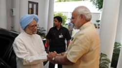 PM Modi Says He Had A 'Great' Meeting With Manmohan