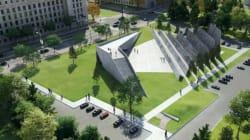 Communism Monument Smaller, But