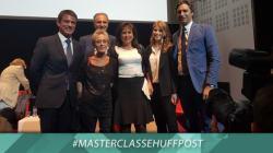 Revivez la Master classe HuffPost/Paris