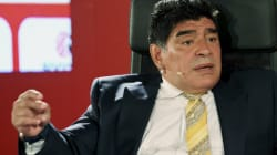 Maradona candidat à la présidence de la