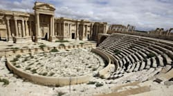 L'EI a truffé d'explosifs le site antique de