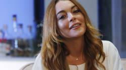 Lindsay Lohan échappe à la