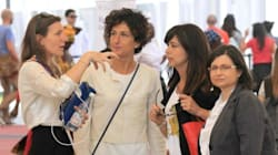 All'Expo arriva Agnese Renzi con le