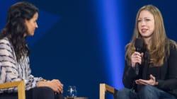 Chelsea Clinton: «Nous avons encore beaucoup de travail à