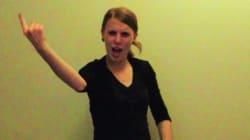 Quand le langage des signes rivalise avec la
