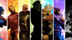 Nous sommes les Avengers: l'anthologie BD des