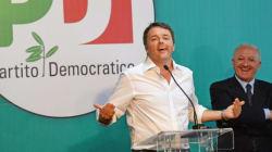 Tutti gli autogol su De Luca di Renzi e il cerchio