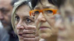 Thyssen, pene ridotte per gli imputati nel processo. I parenti protestano in aula: