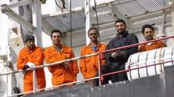 Phoenix: les marins indiens sans salaire depuis 3
