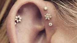 Cool Ear Piercing Combos To Amp Up Your Ear