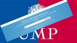 RIP le logo de l'UMP : souvent détourné, jamais