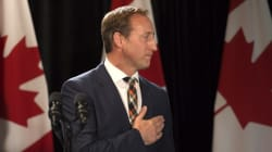 The One Regret Peter MacKay Has About His Political