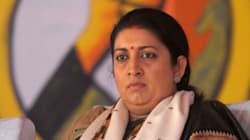Smriti Irani Is Taking Rahul Gandhi On With A