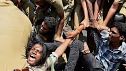 Fresh Protests Break Out In Chennai Over Ban On IIT Students'