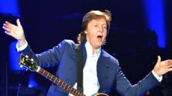 McCartney deixou de fumar maconha para não dar mau exemplo aos